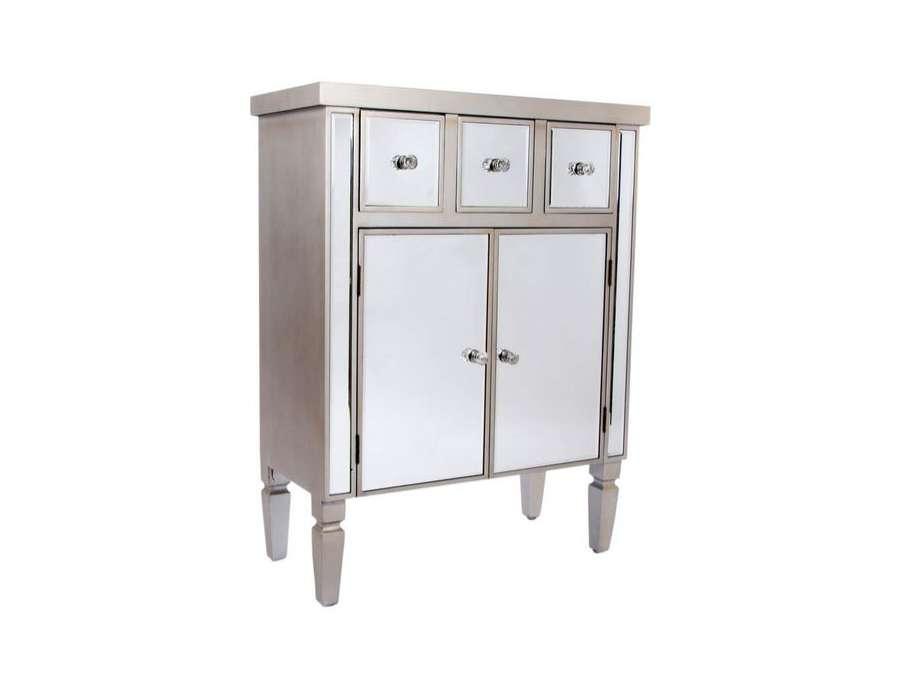Impressionnant petit meuble a tiroirs pas cher 7 meuble for Petit miroir carre pas cher