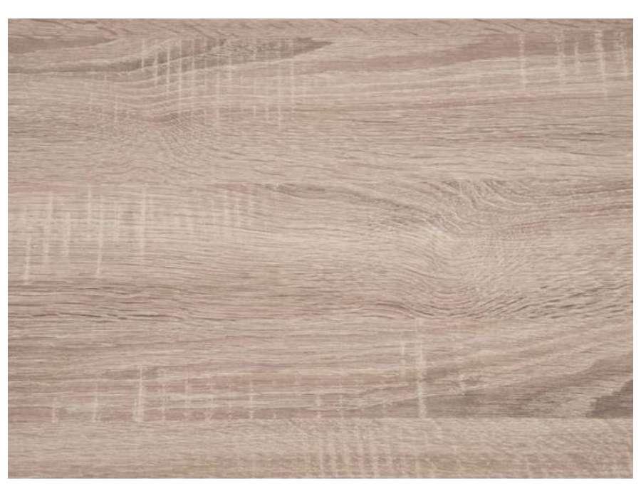 Meuble console bois épuré