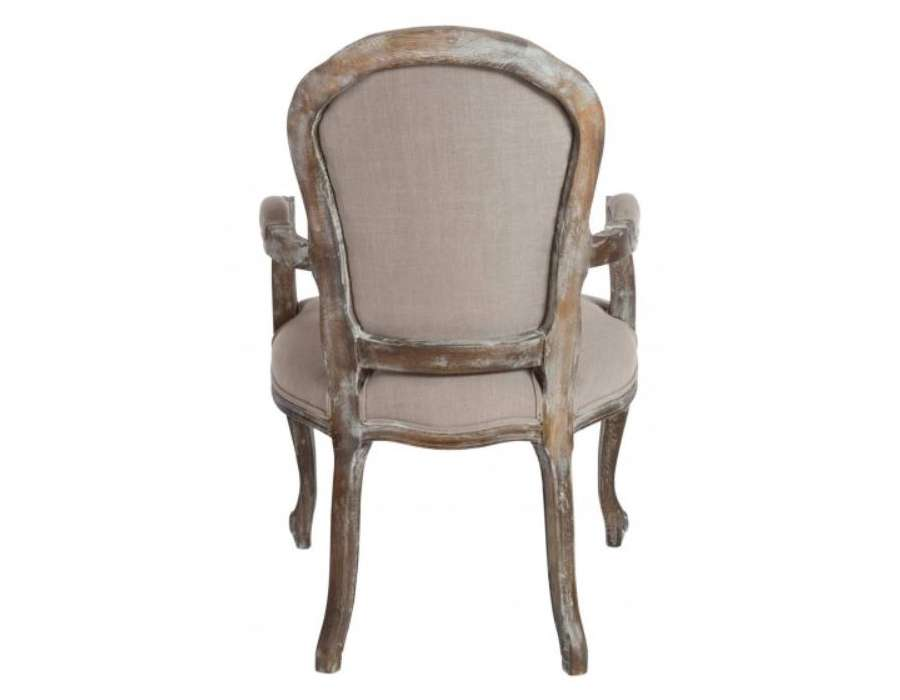 Fauteuil louis xv chene taupe fauteuil bergere taupe - Fauteuil cabriolet taupe ...