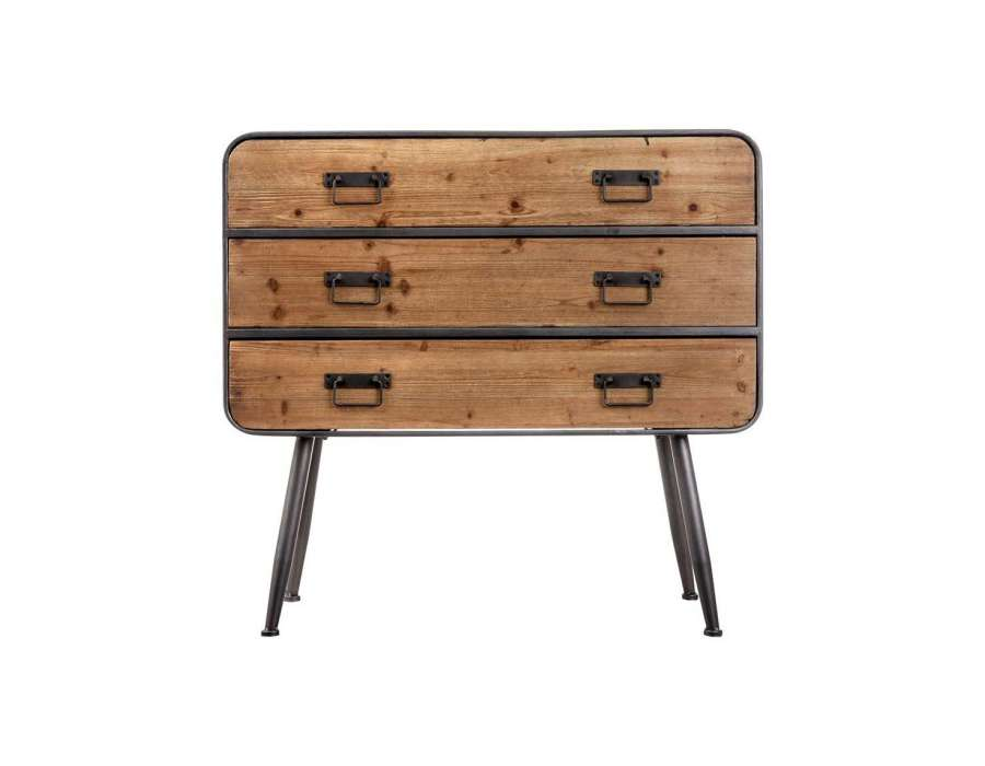 Commode industrielle pas chere atelier - Commode industrielle metal ...