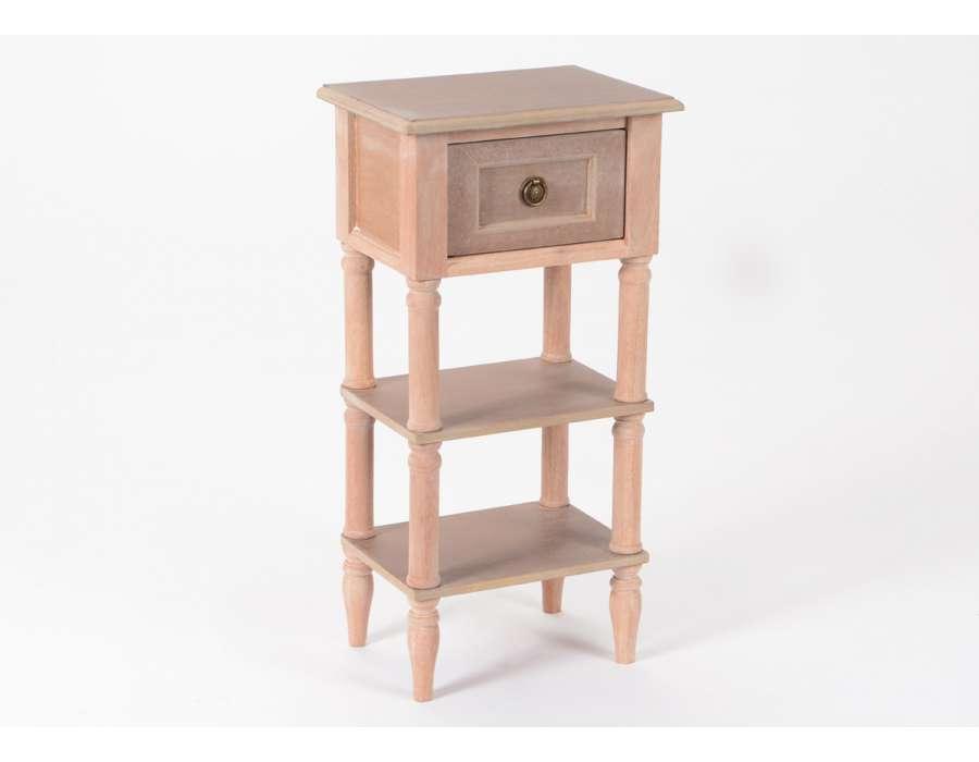 Peindre table en bois for Peindre le bois