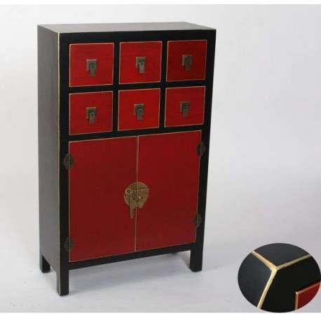 meuble de rangement japonais meuble chinois pas cher. Black Bedroom Furniture Sets. Home Design Ideas