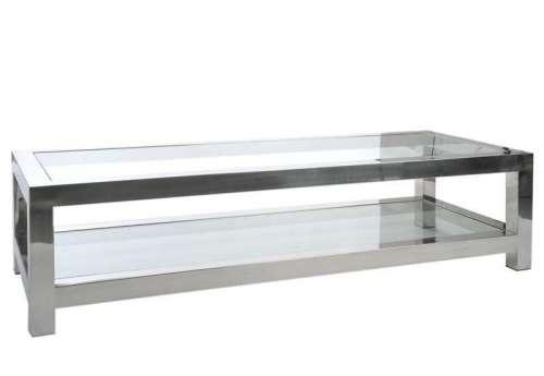 Table verre pour le salon