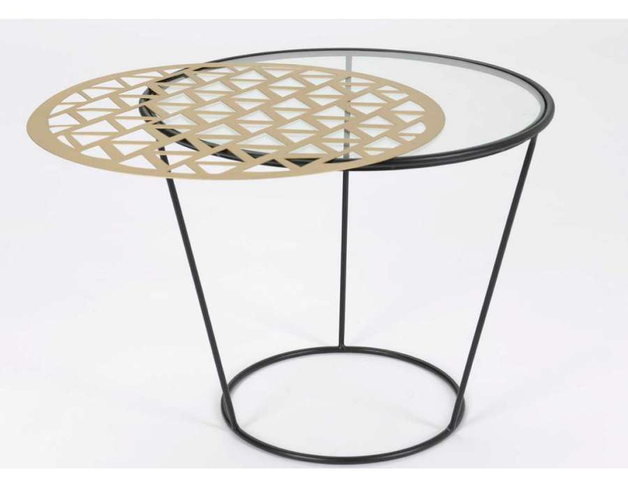 table de salon pas chere maison design. Black Bedroom Furniture Sets. Home Design Ideas