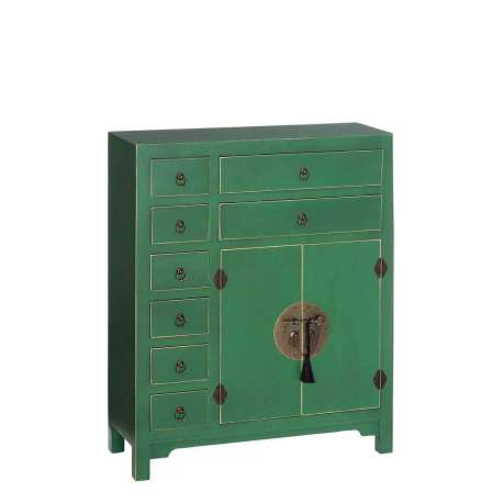 meuble appoint chinois vert meuble chinois pas cher. Black Bedroom Furniture Sets. Home Design Ideas