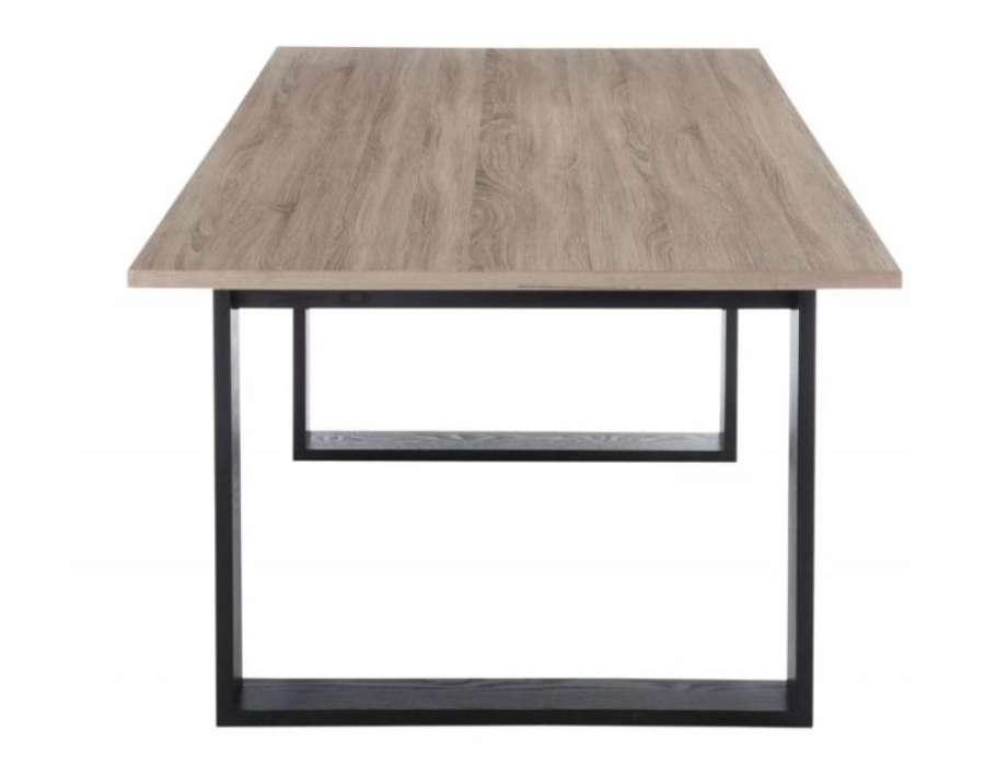 Grande table de 2 m contemporaine