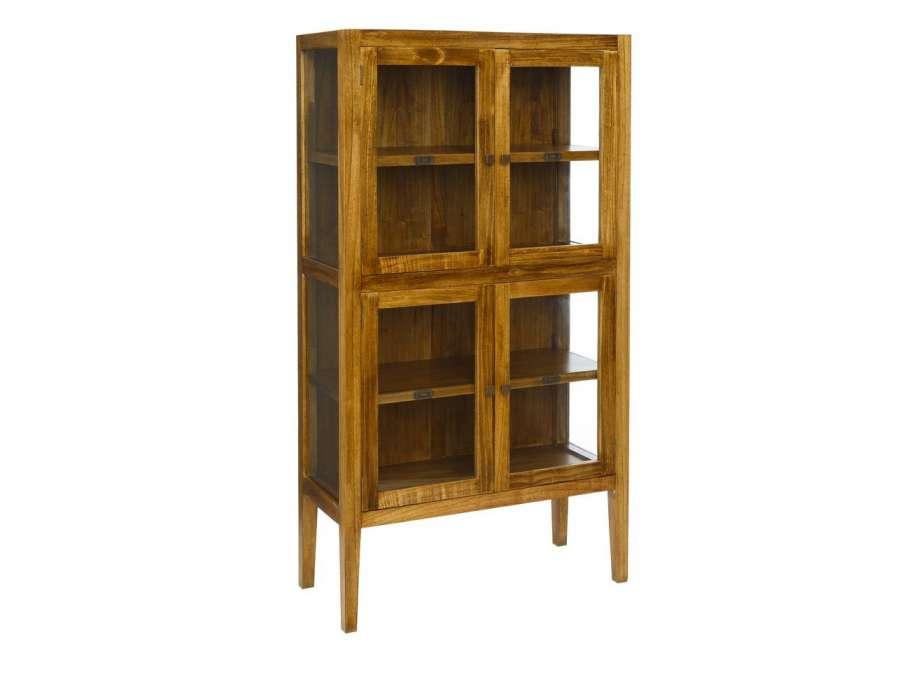 Armoire 4 portes bois massif meilleure inspiration pour for Armoire chambre bois massif