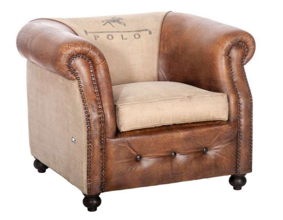 fauteuil chesterfield anglais jolipa. Black Bedroom Furniture Sets. Home Design Ideas
