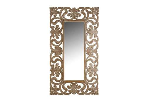Grand miroir sculpté 220 cm