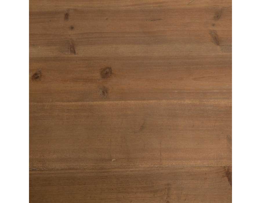 Table basse bois clair et metal - Table basse bois clair ...