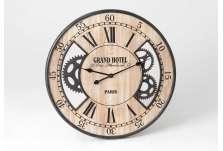 Grande horloge ronde mécanisme de 70 cm