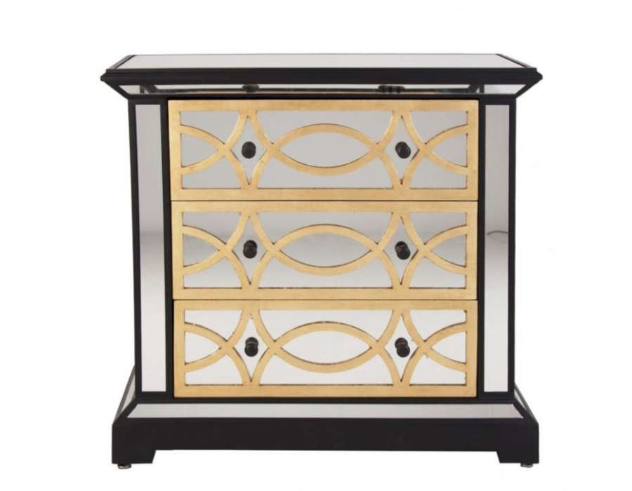 commode art deco commode miroir vical home. Black Bedroom Furniture Sets. Home Design Ideas