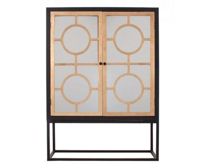 Armoire haute art d co de la marque vical home for Miroir art deco