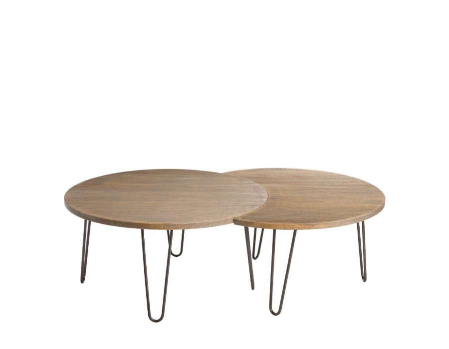 Table basse ronde pas chere maison design - Table cuisine pas chere ...