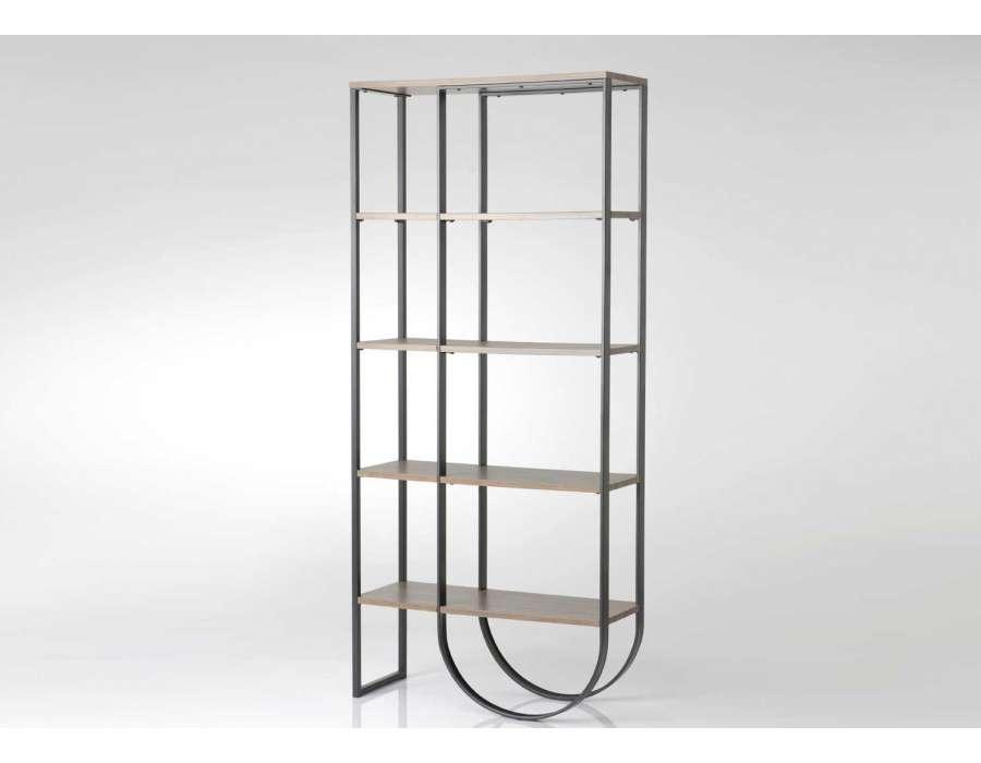 etag re design industriel moderne de 180 cm. Black Bedroom Furniture Sets. Home Design Ideas