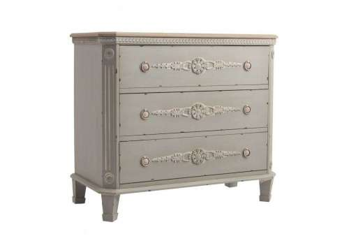 Commode gris bleutée Vical Home