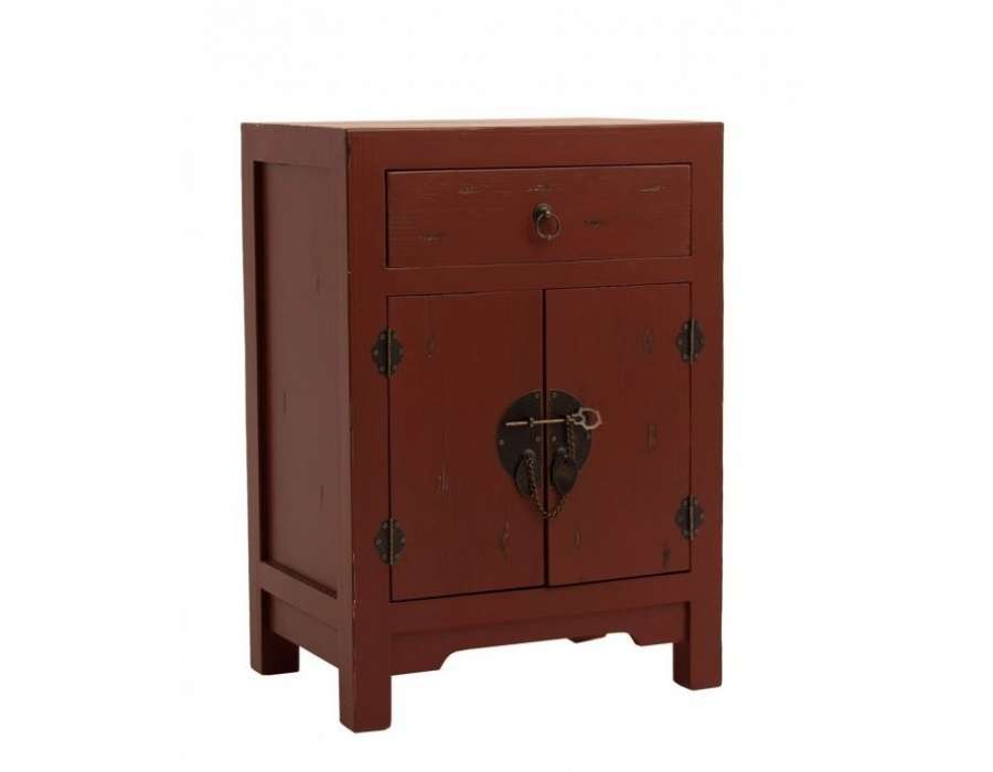 petit buffet asiatique orang vical home. Black Bedroom Furniture Sets. Home Design Ideas