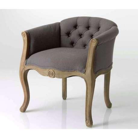 fauteuil cabriolet cuir marron finest fauteuil cabriolet en pu coloris rouge adelie with. Black Bedroom Furniture Sets. Home Design Ideas