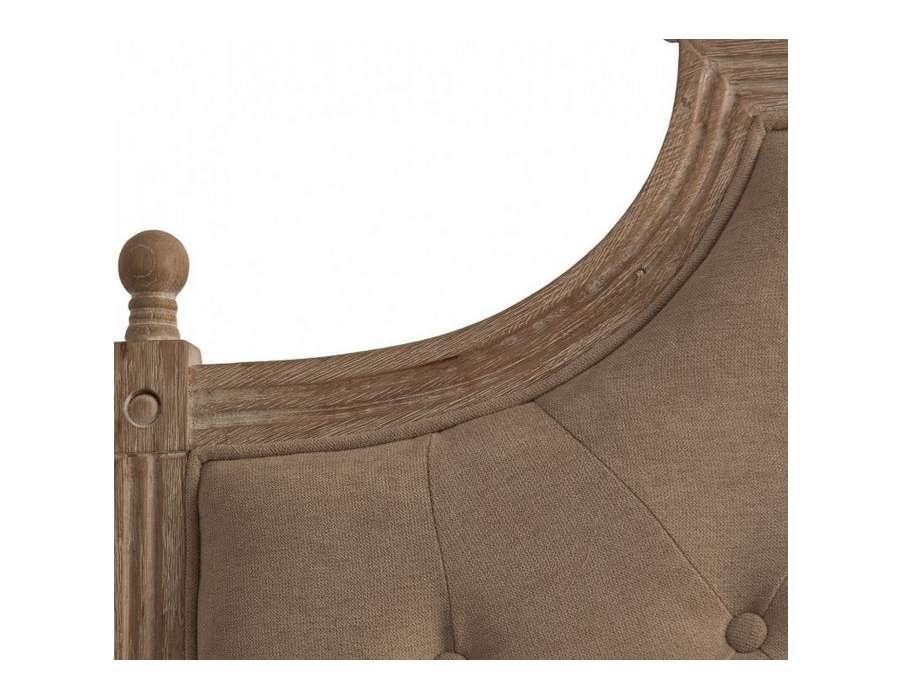 Tête de lit 160 cm lin classique Vical Home