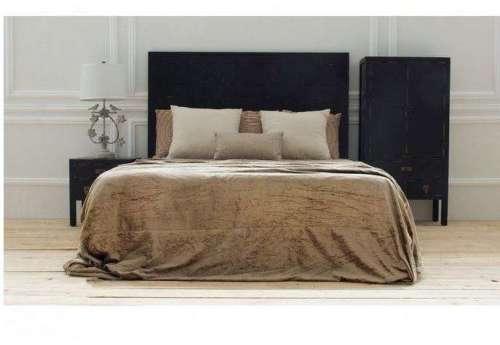 Tête de lit 160 cm asiatique chocolat Vical Home