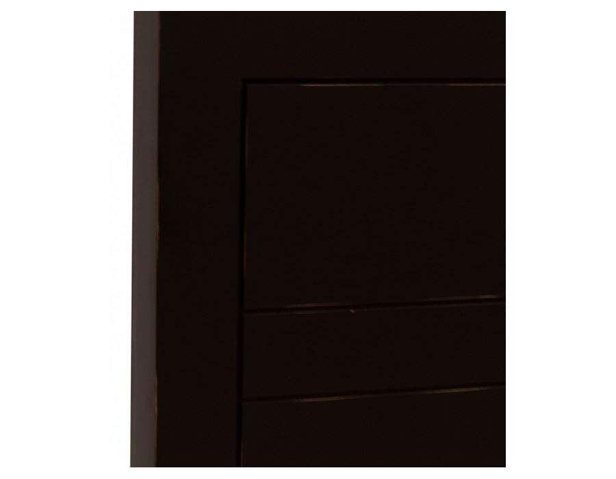 t te de lit 90 cm asiatique couleur chocolat. Black Bedroom Furniture Sets. Home Design Ideas