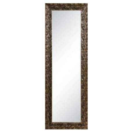 Accueil miroirs miroir bois dor 178 cm - Customiser un miroir en bois ...