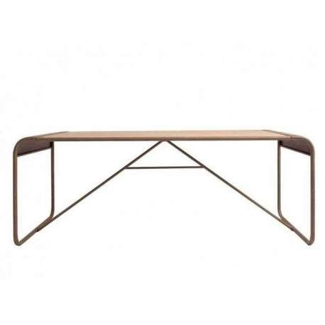 grande table industrielle 200 cm pour plus de 10 personnes. Black Bedroom Furniture Sets. Home Design Ideas