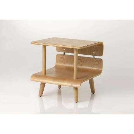 Bout de canap contemporain en bois de fresne amadeus for Canape payable en plusieurs fois sans frais