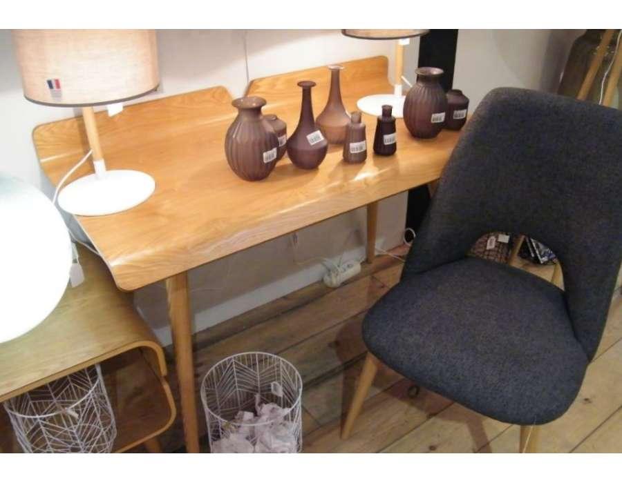 Bureau bois design contemporain beau mobilier de bureau moderne