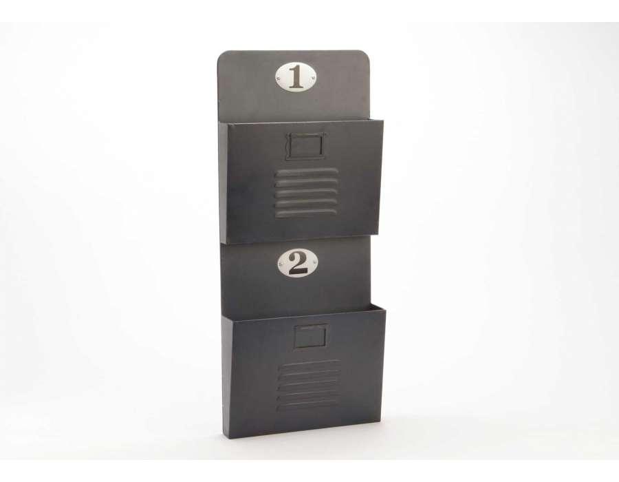range courrier industriel. Black Bedroom Furniture Sets. Home Design Ideas