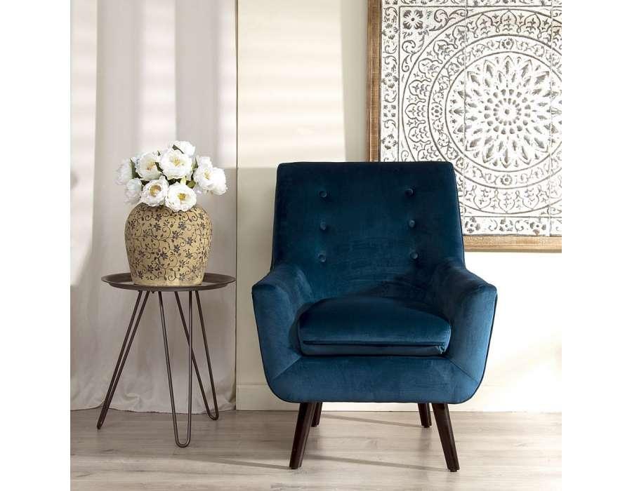 fauteuil bleu velours scandinave Résultat Supérieur 50 Beau Fauteuil Bleu Velours Galerie 2017 Kqk9