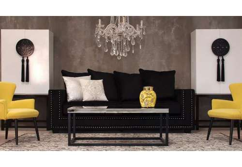 Table basse miroir chic Vical Home