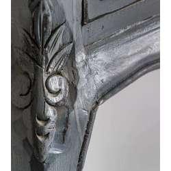 Console baroque grise galbée Orme