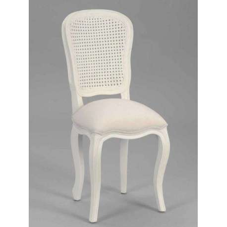 Chaise Galbee Assise Bombee