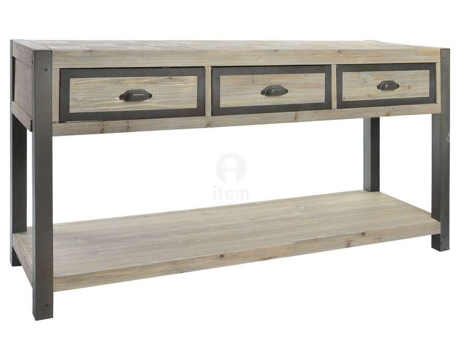 Drapier bois et métal industriel Listo