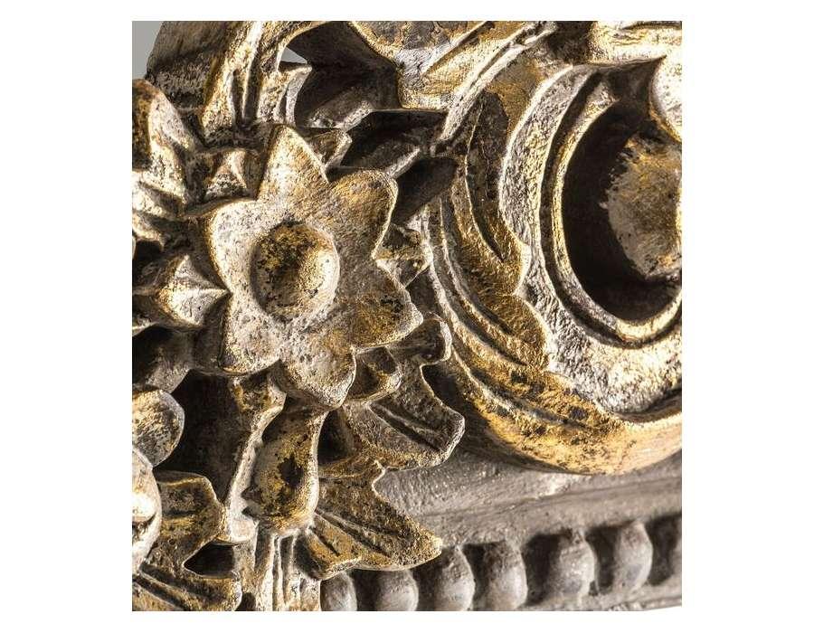Grand miroir baroque dorures
