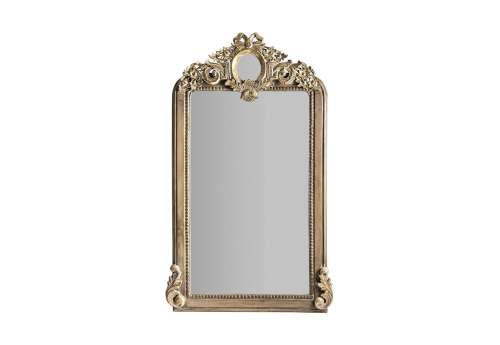 Grand miroir baroque dorures