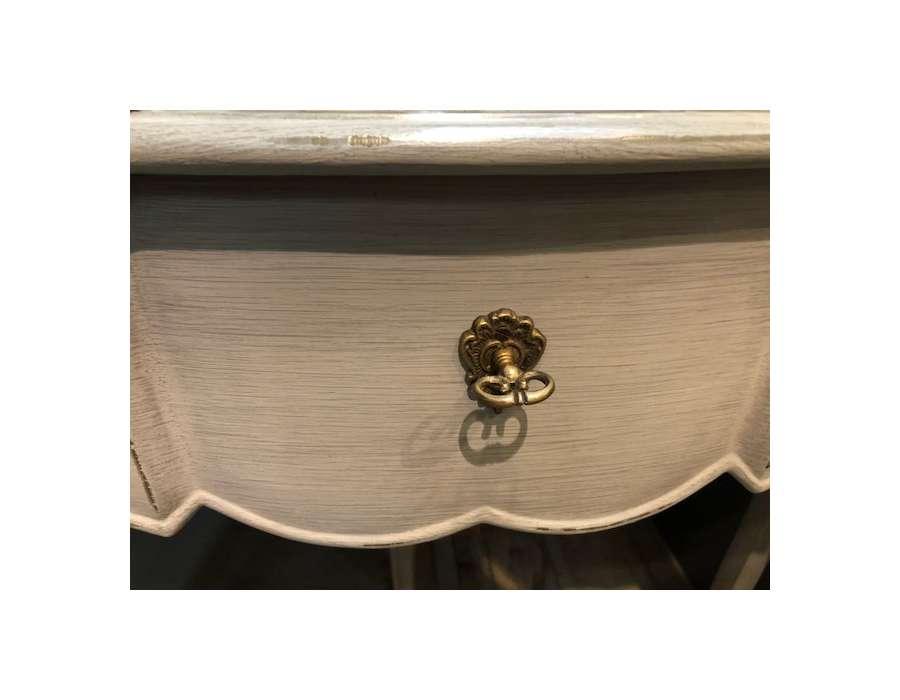 Petite console lin romantique Arbalète