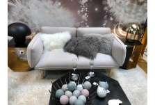 Canapé lin moderne nuage
