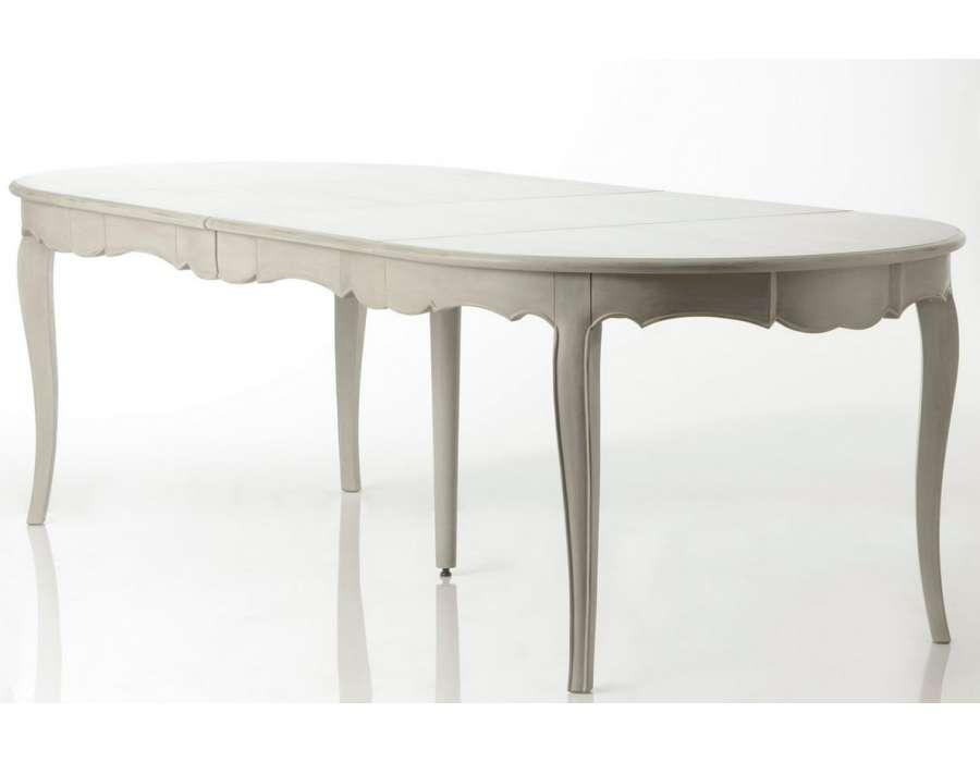 Table ovale 250 cm romantique Arbalète