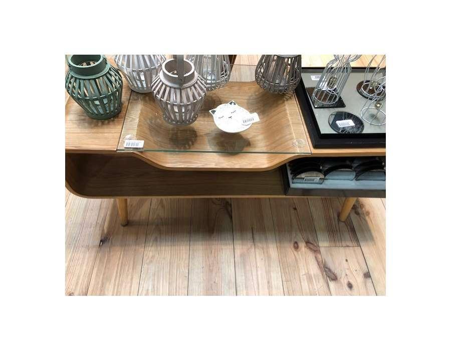 meuble tv design amadeus en bois clair. Black Bedroom Furniture Sets. Home Design Ideas