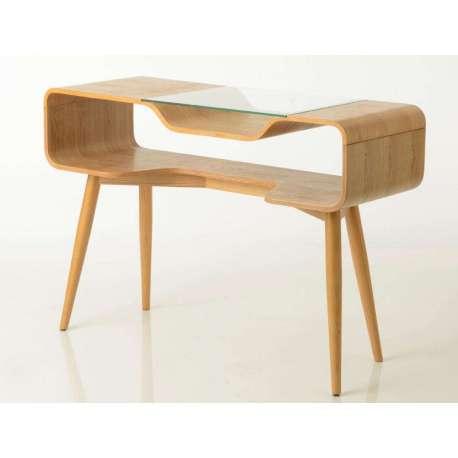 Bureau bois en fresne design amadeus
