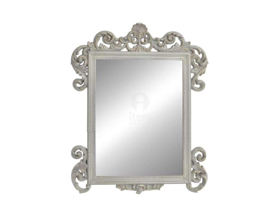 Miroir Baroque Rectangulaire Sculpte Luce