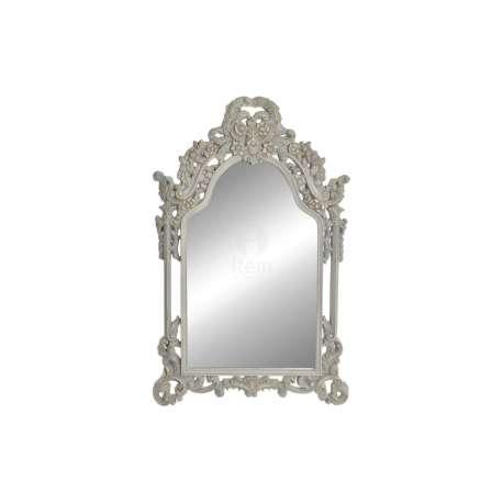Miroir baroque beige patine dor e vieilli pas cher - Miroir baroque pas cher ...