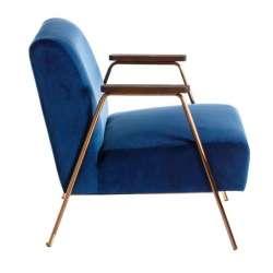 Fauteuil Arty bleu