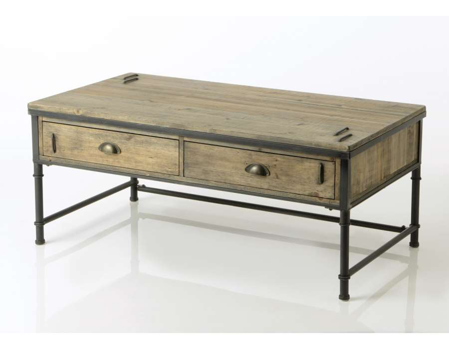 Table basse Agrafe