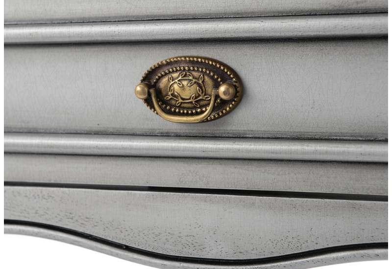Buffet Médaillon gris