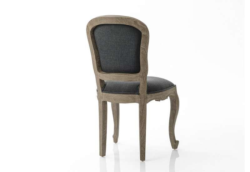 Chaise Relax gris foncé