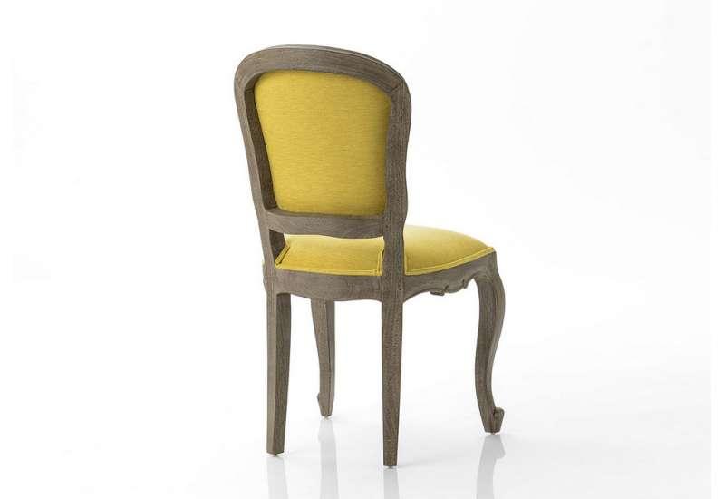 Chaise Relax jaune