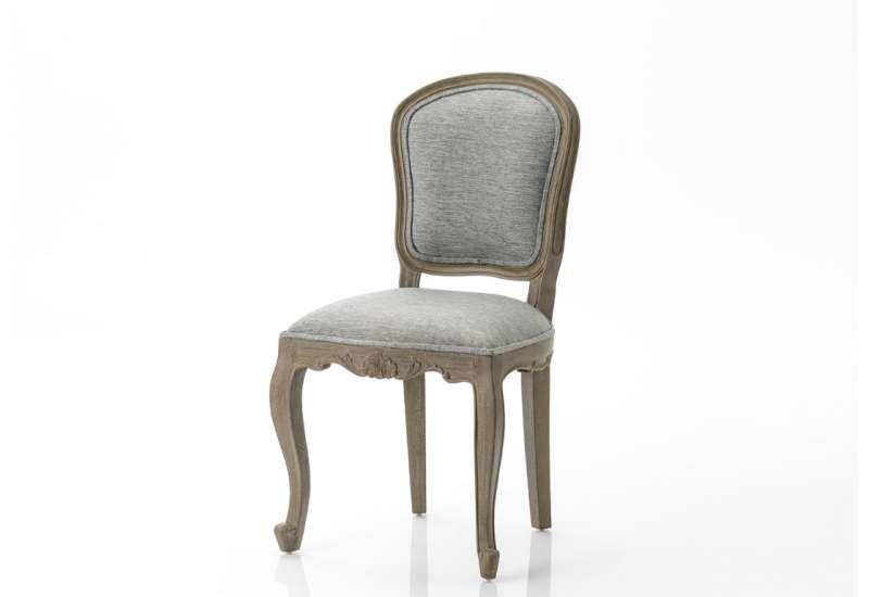 Chaise John gris clair